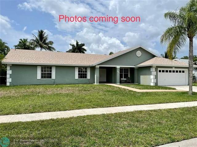 19430 NW 3rd Ct, Pembroke Pines, FL 33029 (MLS #F10289937) :: THE BANNON GROUP at RE/MAX CONSULTANTS REALTY I