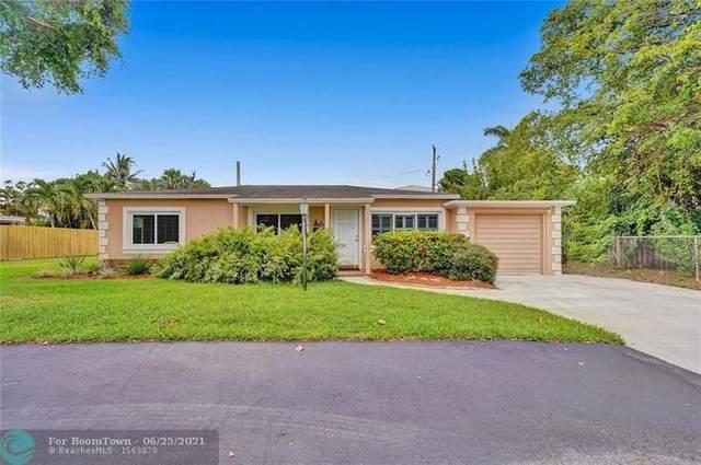 2627 NE 10th Ave, Wilton Manors, FL 33334 (#F10289955) :: Michael Kaufman Real Estate