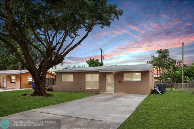 7120 Custer St, Hollywood, FL 33024 (MLS #F10289959) :: THE BANNON GROUP at RE/MAX CONSULTANTS REALTY I