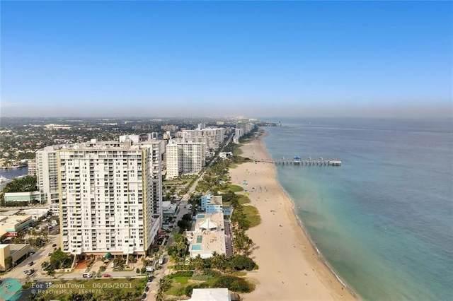 101 Briny Ave #503, Pompano Beach, FL 33062 (#F10289981) :: The Reynolds Team | Compass
