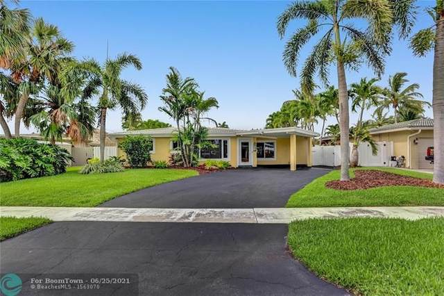 130 SE 13th St, Pompano Beach, FL 33060 (#F10289995) :: Michael Kaufman Real Estate
