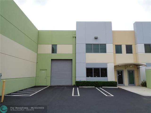 5401 N Haverhill Rd #106, West Palm Beach, FL 33407 (#F10289998) :: Dalton Wade