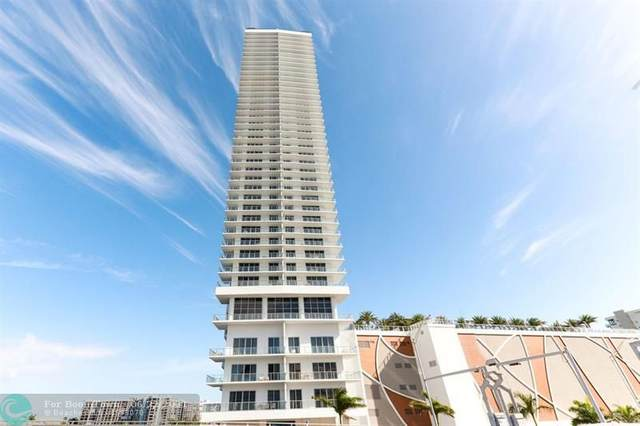 4010 S Ocean Dr #3509, Hollywood, FL 33019 (#F10290000) :: DO Homes Group