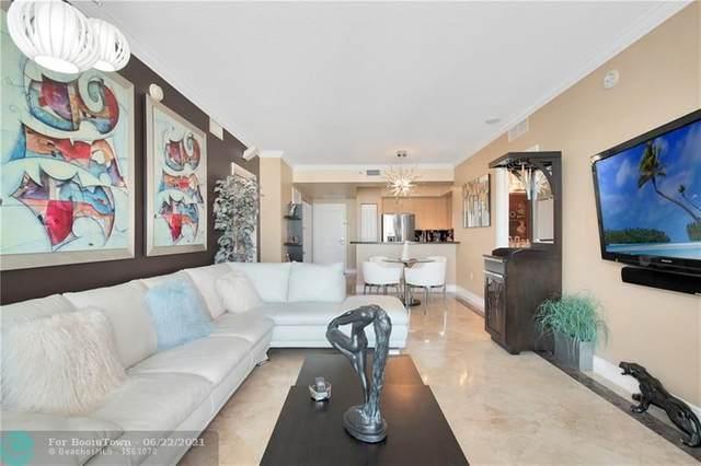 350 SE 2nd St #2860, Fort Lauderdale, FL 33301 (#F10290033) :: DO Homes Group