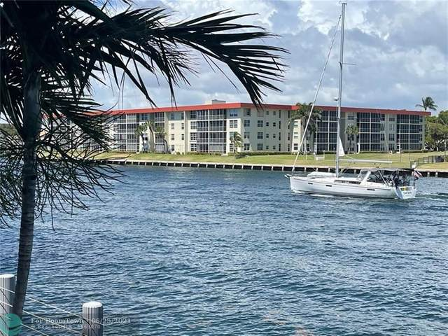 1150 Hillsboro Mile #404, Hillsboro Beach, FL 33062 (#F10290037) :: Ryan Jennings Group