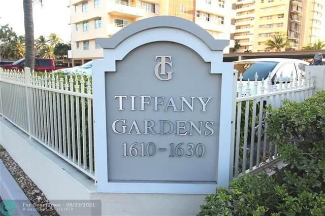 1620 N Ocean Blvd #1110, Pompano Beach, FL 33062 (#F10290038) :: The Power of 2 | Century 21 Tenace Realty
