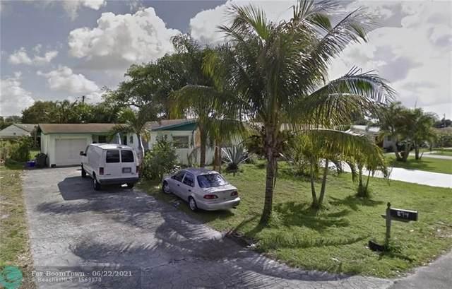 874 Sarazen Dr, West Palm Beach, FL 33413 (#F10290041) :: Dalton Wade