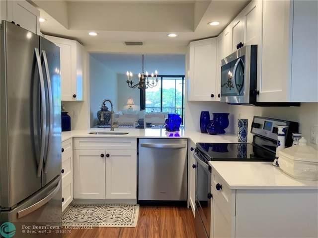 2070 Homewood Blvd #406, Delray Beach, FL 33445 (#F10290087) :: Treasure Property Group