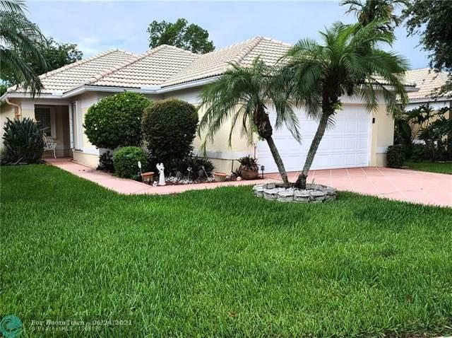 12962 Hampton Lakes Cir, Boynton Beach, FL 33436 (#F10290108) :: Ryan Jennings Group