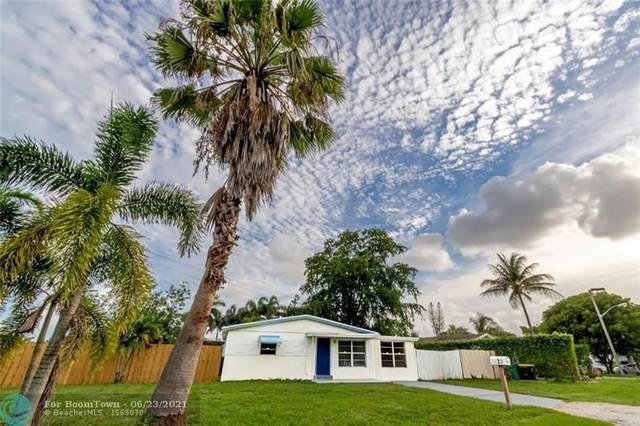 4020 SW 50TH ST, Dania Beach, FL 33314 (#F10290139) :: Posh Properties