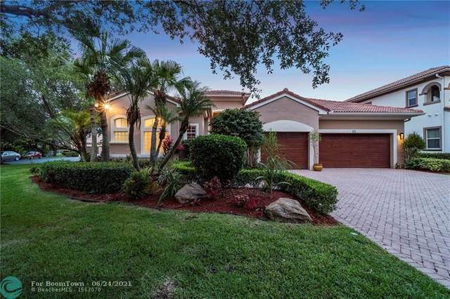 865 NW 124th Ave, Coral Springs, FL 33071 (#F10290144) :: Treasure Property Group