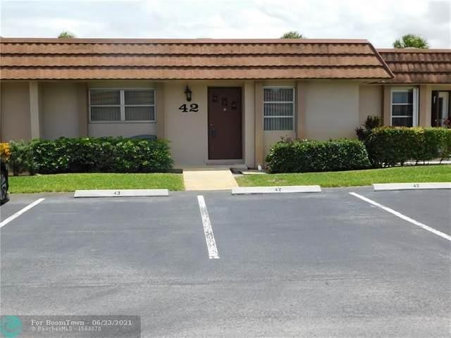 5725 Fernley Dr #42, West Palm Beach, FL 33415 (#F10290220) :: Treasure Property Group