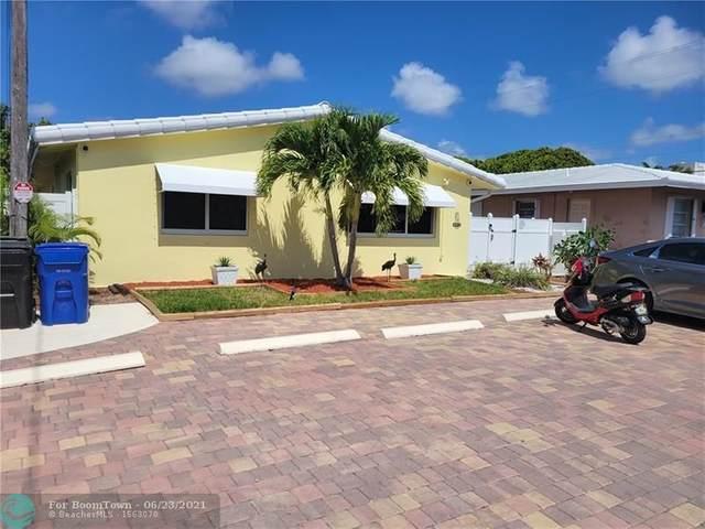 843 NE 17TH AVE, Fort Lauderdale, FL 33304 (#F10290248) :: Michael Kaufman Real Estate