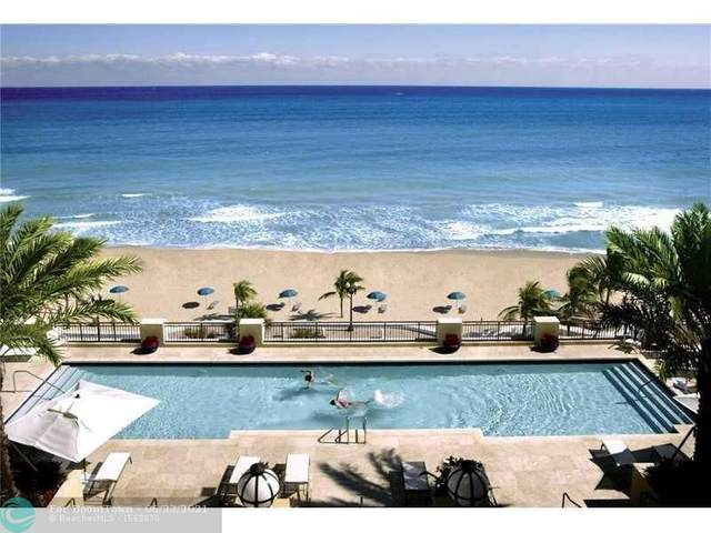 601 N Fort Lauderdale Beach Blvd #1013, Fort Lauderdale, FL 33304 (#F10290279) :: Heather Towe | Keller Williams Jupiter