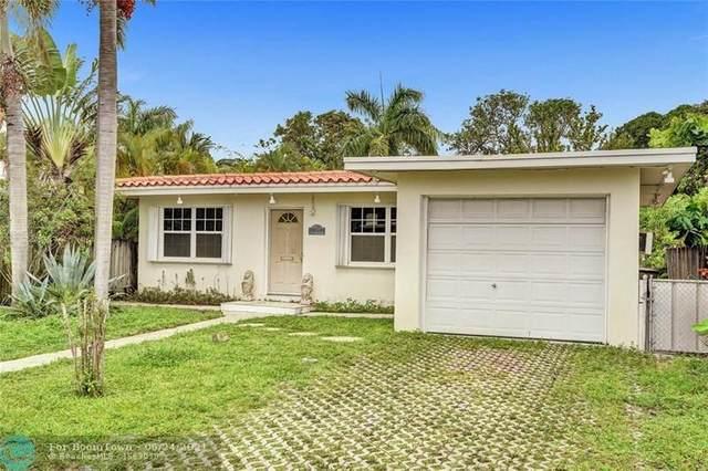 1409 NE 2nd Ave, Fort Lauderdale, FL 33304 (#F10290314) :: Michael Kaufman Real Estate