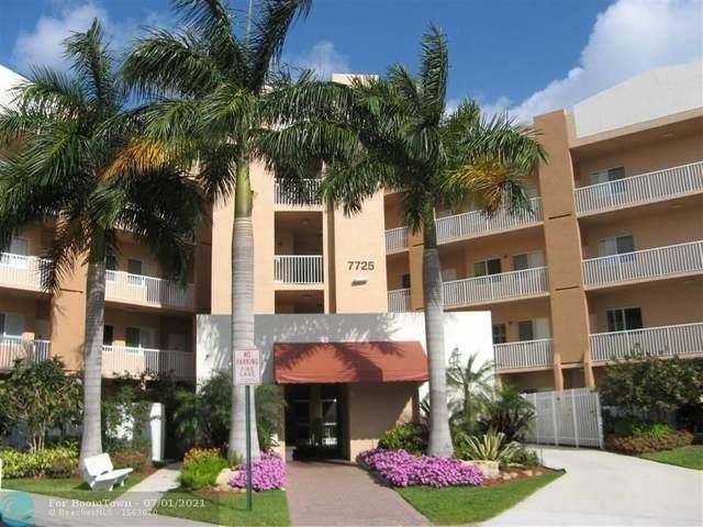 7725 Yardley Drive B-307, Tamarac, FL 33321 (#F10290398) :: Michael Kaufman Real Estate