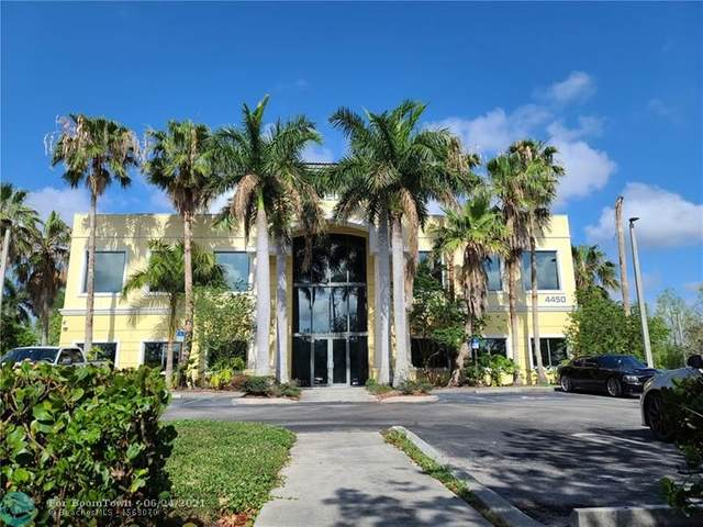 4450 NW 126th Ave #101, Coral Springs, FL 33065 (MLS #F10290400) :: GK Realty Group LLC