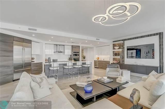 100 E Las Olas Blvd #2903, Fort Lauderdale, FL 33301 (#F10290562) :: Baron Real Estate
