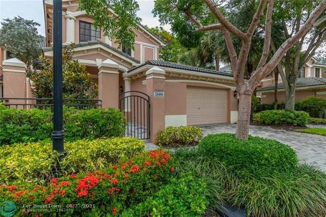 2686 Center Court Dr #4, Weston, FL 33332 (MLS #F10290602) :: The Howland Group