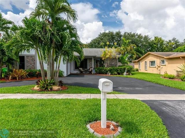 11850 NW 34th Pl, Sunrise, FL 33323 (MLS #F10290669) :: The Howland Group