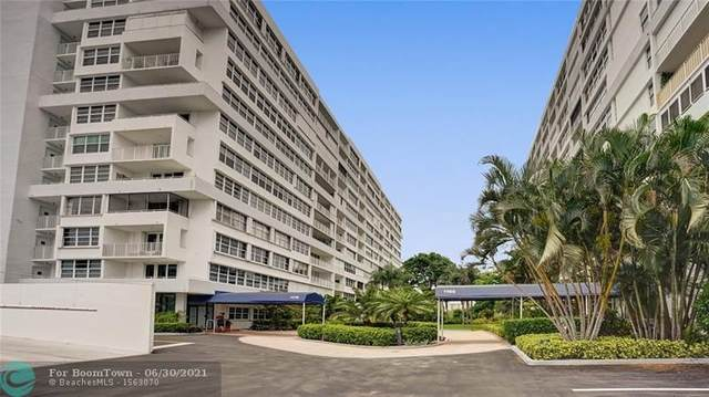 1170 N Federal Hwy #612, Fort Lauderdale, FL 33304 (#F10290686) :: DO Homes Group