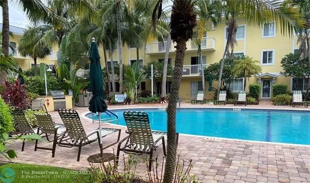 150 NE 15th Ave #154, Fort Lauderdale, FL 33301 (#F10290856) :: The Rizzuto Woodman Team