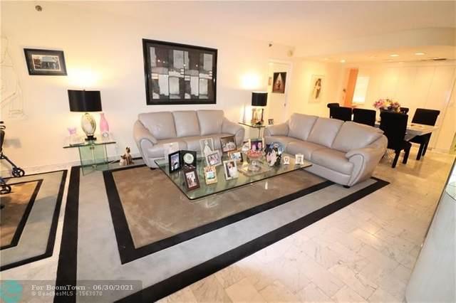 3507 Oaks Way #1004, Pompano Beach, FL 33069 (#F10290902) :: Treasure Property Group