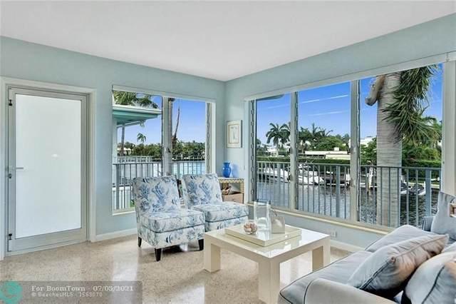 180 Isle Of Venice Dr #221, Fort Lauderdale, FL 33301 (MLS #F10290917) :: Berkshire Hathaway HomeServices EWM Realty