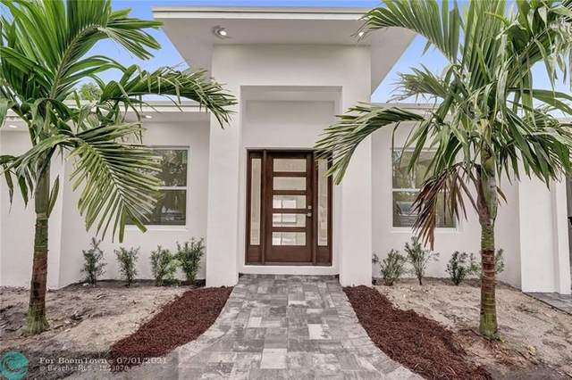 3633 NE 23rd Ave, Fort Lauderdale, FL 33308 (MLS #F10290924) :: The Howland Group