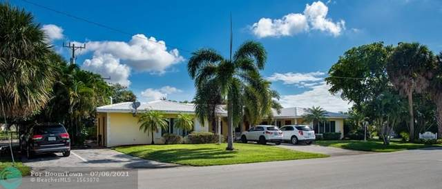 985 SE 22nd Ave, Pompano Beach, FL 33062 (MLS #F10290941) :: Green Realty Properties