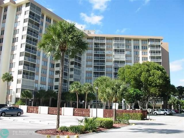 10777 W Sample Rd #704, Coral Springs, FL 33065 (#F10290954) :: Baron Real Estate