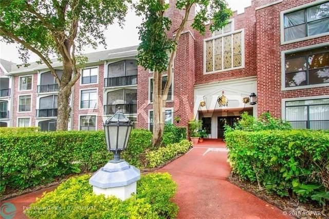 3740 Inverrary Dr 3G, Lauderhill, FL 33319 (#F10290961) :: Baron Real Estate