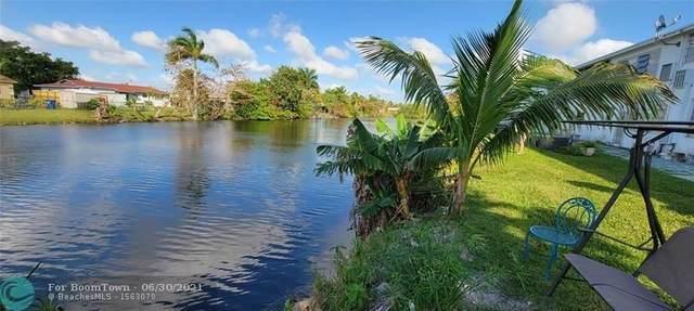 50 NW 204th St #6, Miami Gardens, FL 33169 (#F10291053) :: Dalton Wade