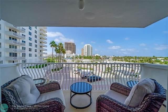 1 Las Olas Circle #313, Fort Lauderdale, FL 33316 (MLS #F10291107) :: The MPH Team