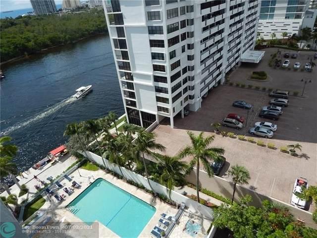2670 E Sunrise Blvd #1107, Fort Lauderdale, FL 33304 (#F10291286) :: Dalton Wade