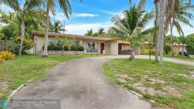 2050 NE 55th St, Fort Lauderdale, FL 33308 (MLS #F10291288) :: Berkshire Hathaway HomeServices EWM Realty