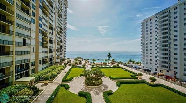 4280 Galt Ocean Dr 5C, Fort Lauderdale, FL 33308 (MLS #F10291346) :: Berkshire Hathaway HomeServices EWM Realty