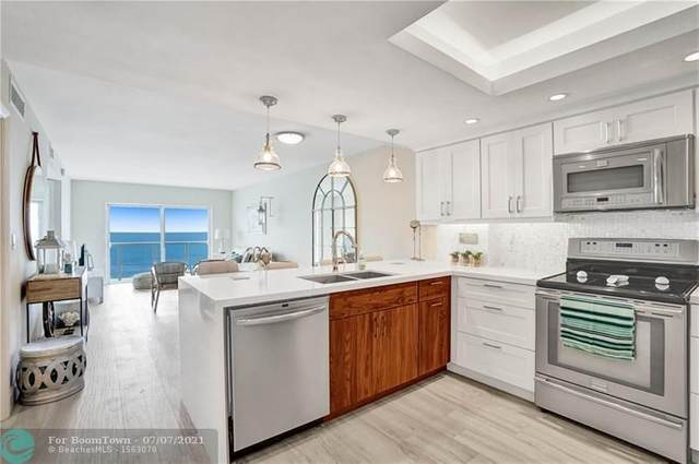 1620 N Ocean Blvd Ph8, Pompano Beach, FL 33062 (#F10291404) :: Dalton Wade