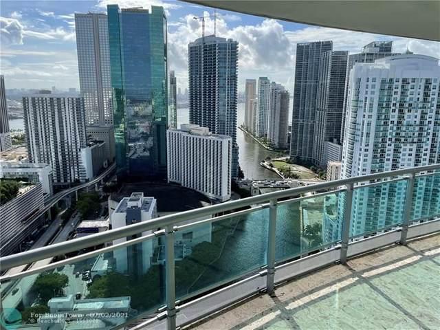 350 S Miami Ave #4001, Miami, FL 33130 (#F10291450) :: Dalton Wade