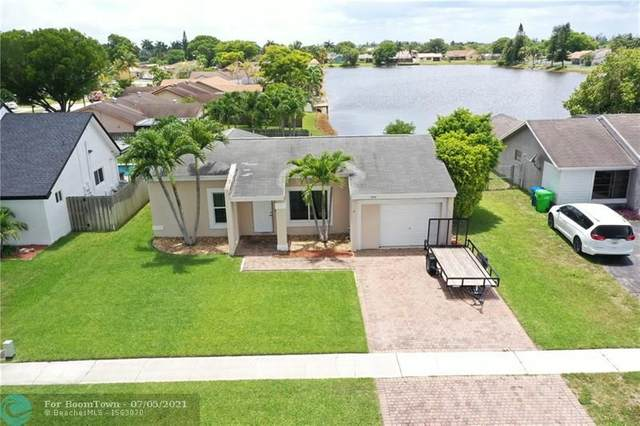 3531 NW 115th Ter, Sunrise, FL 33323 (MLS #F10291485) :: The Howland Group
