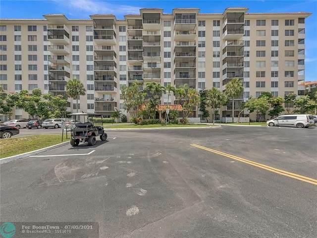 4164 Inverrary Dr #607, Lauderhill, FL 33319 (#F10291504) :: Treasure Property Group