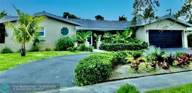 2050 NE 62nd St, Fort Lauderdale, FL 33308 (MLS #F10291536) :: Berkshire Hathaway HomeServices EWM Realty