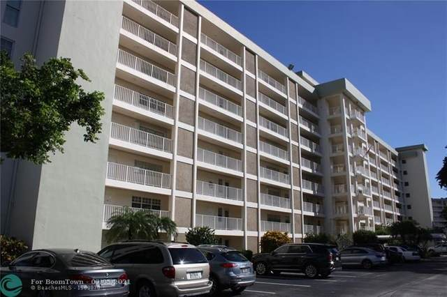 3080 N Course Dr #806, Pompano Beach, FL 33069 (#F10291598) :: Treasure Property Group