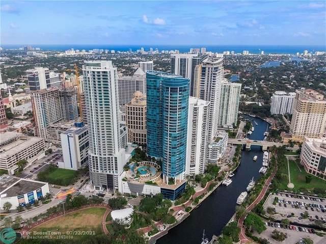 333 Las Olas Way #2103, Fort Lauderdale, FL 33301 (#F10291631) :: DO Homes Group