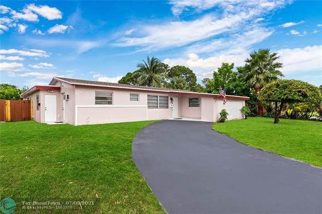 2360 NW 63rd Ave, Sunrise, FL 33313 (MLS #F10291669) :: The Howland Group