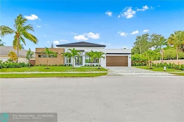 10190 SW 5th St, Plantation, FL 33324 (#F10291793) :: Treasure Property Group