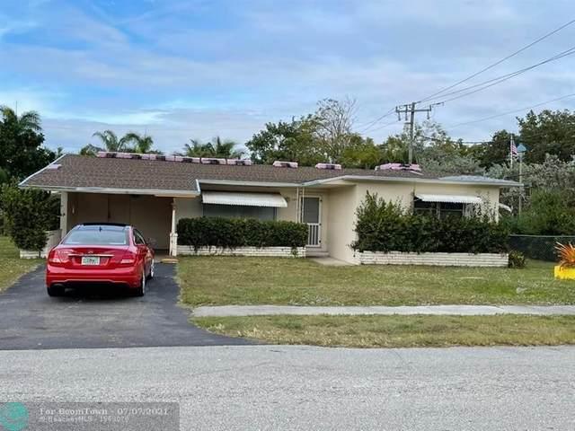 709 NW 29th St, Wilton Manors, FL 33311 (#F10291989) :: Ryan Jennings Group