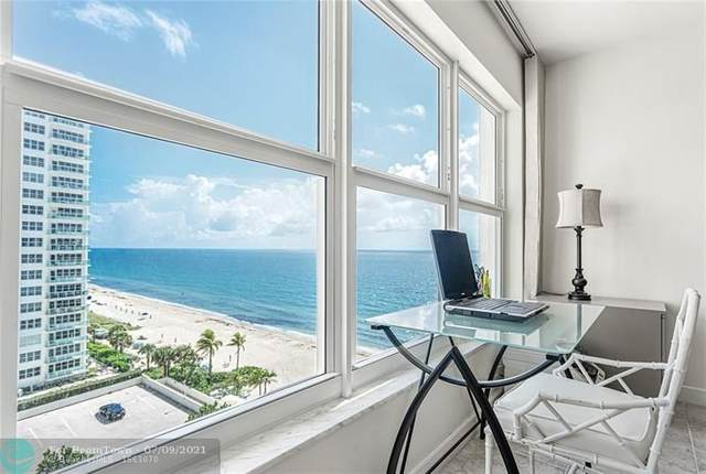 3500 Galt Ocean Dr #816, Fort Lauderdale, FL 33308 (#F10292066) :: DO Homes Group