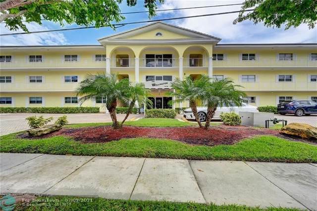 4770 Bayview Dr #111, Fort Lauderdale, FL 33308 (#F10292120) :: Dalton Wade