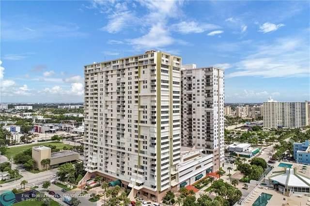 111 Briny Ave #1610, Pompano Beach, FL 33062 (#F10292124) :: DO Homes Group